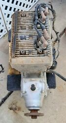 Rotax 503 Dcdi Ul Engine With Gearbox. Untested. Project Engine.