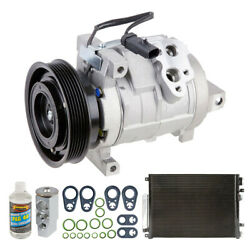 For Chrysler 300 And Dodge Magnum A/c Kit W/ Ac Compressor Condenser And Drier Gap