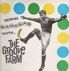 The Groove Farm - Going Bananas With... - Vinyl Record 12.. - D1202d