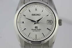 Seiko Grand Seiko Sbgr001 Date 9s55-0010 Automatic Mens Watch Authentic Working