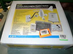 General Tools Ws831dl Wireless Data Logging Weather Station N.o.s.