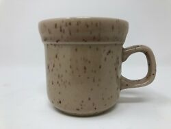 Sunmarc Dimensions Tan Speckled Coffee Mug Stoneware Made In Japan Replacement
