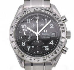 △ Omega Speedmaster 3513.52 Japan Limitededition Automatic Menand039s Watch P1...