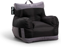 Big Joe Dorm 2.0 Beanbag Chair One Size Two Tone Stain Resistant Refillable