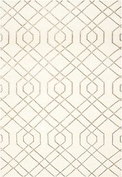 Safavieh Tibetan Collection Tb052a Hand-knotted Modern Premium Wool Area Rug, 9'