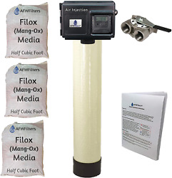 Afwfilters Aip15 Air Injection Platinum Iron Manganese Hydrogen Sulfide Filter