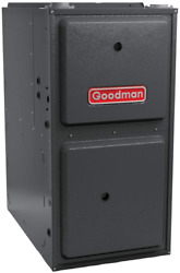 Goodman Gmss961205dn Single Speed 1-stage Upflow/horizontal Gas Furnace With Low