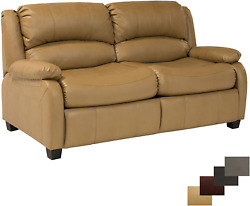Recpro Charles Collection | 65 Rv Hide A Bed Loveseat | Memory Mattress Foam |