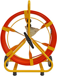 Jameson 9a-25-400m Good Buddy Iii Electrical Fish Tape Duct Rodder With 400 Feet
