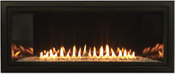Empire Boulevard Vent-free 36-in Natural Gas Linear Ip Fireplace With Thermostat