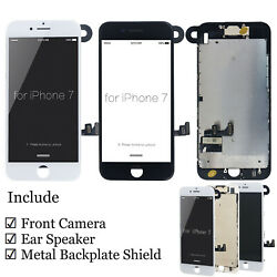 For Iphone 7 A1778 A1660 Lcd Screen Assembly+touch Digital Replacement W/camera