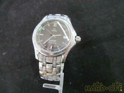 Omega Seamaster Chronometer Date Used Automatic Mens Watch Authentic Working