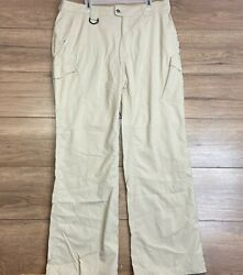 Under Armour Mens Golf Straight Leg Casual Pants Pockets Size 38x32
