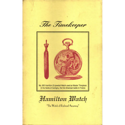 The Timekeeper From Hamilton Watch Company