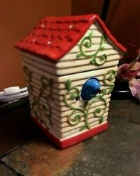 Scentsy Warmer Full Size quot; BIRDHOUSE quot; Discontinued RETIRED