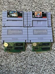 Uncharted Waters And New Horizons Snes Super Nintendo Authentic
