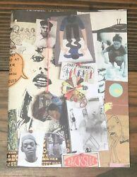 Rare Alleged Gallery Now And Then Zine Barry Mcgee Margaret Kilgallen Kaws