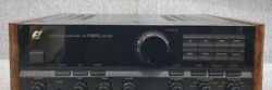 Sansui Integrated Amplifier Au-a907l Extra Ac100v Working Properly 10588