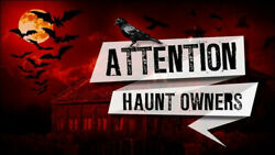 Scare101.com Perfect Domain Name For Halloween / Haunt Websites