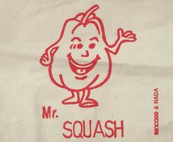 Barry Mcgee Mr. Squash Double-sided Print Canvas Tote Bag Margaret Kilgallen