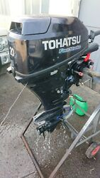 Outboard Tohatsu 20hp Outboard 2014 For Rib Boat Fishing Boat Speed Boat