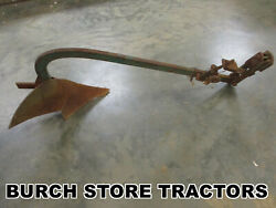 Pull Behind Moldboard Bottom / Turning Plow For Lawn Tractor / Lawn Mower