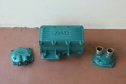 Volvo Penta D6 Charge Air Aftercooler Housing 21692360