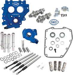 Sands Cycle 510 Series Camchest Upgrade Kit - For Late Twin Cam Models 330-0541