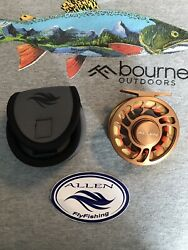 Allen Trout Ii Fly Reel Size 1 With New Sa Line And Backing