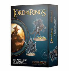Warhammer Middle-earth Strategy Battle Game The Witch-king Of Angmar