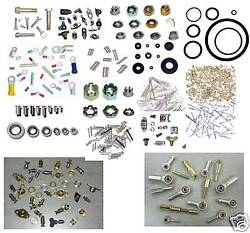Aircraft Hardware Inventory -  Over 2000000 Pieces