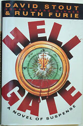 Hell Gate - David Stout And Ruth Furie-1st Edition - 1990 - Price Reduced
