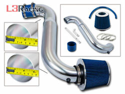 91-99 Saturn S-series 1.9l Dohc L4 Air Induction Intake Kit + Cone Filter