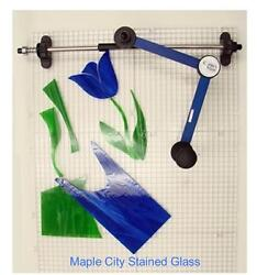 Stained Glass Supplies Cutter's Mate Glass Cutter New + Strip Pro Fast Shipping