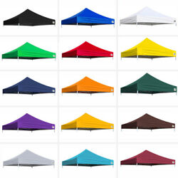 10 X 10 Replacement Ez Pop Up Canopy Patio Gazebo Sunshade Polyester Top Cover