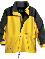 Tri-mountain Menand039s Long Sleeve Big And Tall Water Resistant Parka. 9300-tall