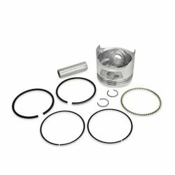 New Honda Gx270 .25 Mm Over Standard Sized Bore Piston Fits 9 Hp Gas Engine