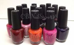 Nail Lacquer 0.5oz/15ml- Opi Classic Colors- Part 1- Pick Any Color