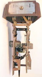 1938 Mills Zephyr Jukebox 900 Series Part Coin Mechanism And Cover