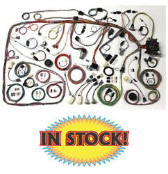 American Autowire 510342 - 1973-79 Ford Pickup Truck Classic Update Wiring Kit