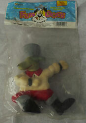 Vintage Hagen Fun Dogs Squeeky Dog Toy Made Of Latex New In Bag