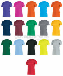 Augusta Sportswear Women's V Neck Moisture Wicking Short Sleeve T-Shirt. 1790 $5.84