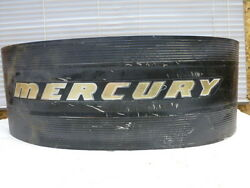 1965 Mercury 65hp 4-cyl Wrap Around Cowling 197-1968a2 650 Outboard Boat Motor