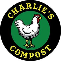 Chicken Manure Natural Fertilizer Charlie's Compost .25 Screened Tea Quality