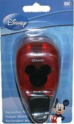 Mickey Mouse Icon Disney Paper Shapers Medium Punch
