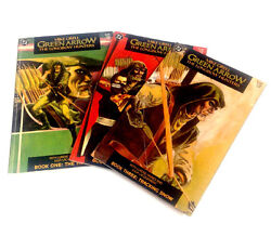 Dc Comics Green Arrow And The Longbow Hunters 1-3 1987 Mike Grell Jla Justice