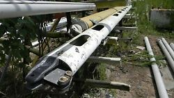 Schaefer Heavy Duty Sailboat Boom 15 Feet 8 Inches 7 X 4 Crosssection