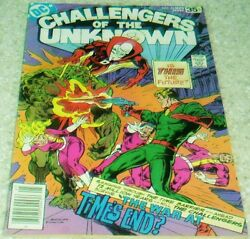 Challangers Of The Unknown 86, Fn+ 6.5 1978 Giffen,swamp Thing 50 Off Guide