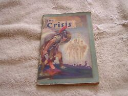 The Crisis J.f. Rutherford 1933 Watch Tower