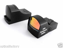 Ade Waterproof Rd3-009 Compact Crusader Red Dot Reflex Sight Pistol Or Rifle